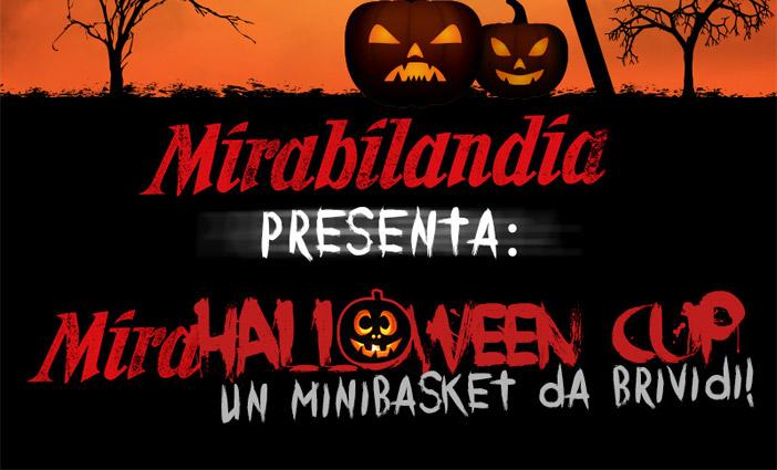 Un minibasket da paura!